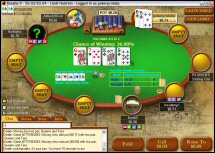 Screenshot of Poker Pro 2006